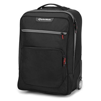 TaylorMade 2017 Players Rolling Golf Carry Travel Bag Mens Luggage Bag-Wheeled Grey