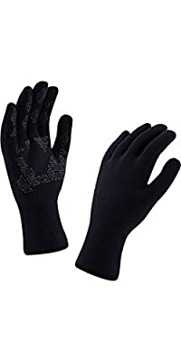SealSkinz Men's Windproof Breathable Gloves from SEALSKINZ