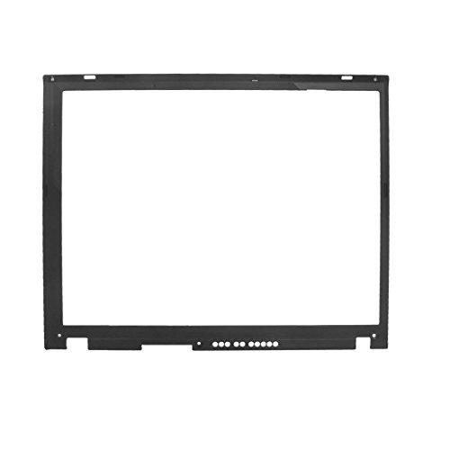 Schwarz Kunststoff Notebook Laptop-Bildschirm-Rahmen für IBM Thinkpad T61 T61P 14