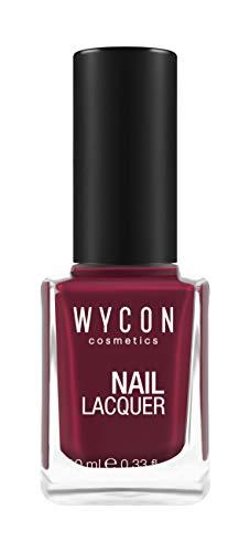 WYCON cosmetics NAIL LACQUER smalto dal colore intenso e brillante (108)