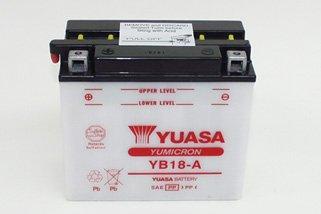 Batteria da 12V 14Ah yb14a A1, bagnata Yuas