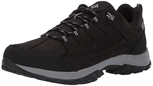Columbia TerrebonneTM II OutdryTM, Zapatillas de Senderismo, Impermeable para Hombre, Negro (Black, Steam), 40 EU