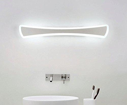 Hyl lampada da specchio bagno in ferro battuto lampada specchio