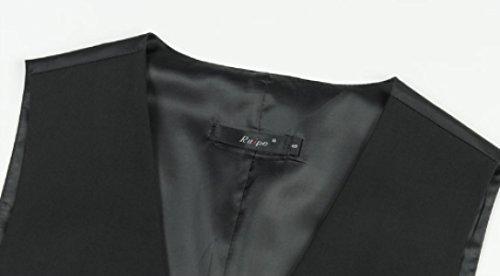 GLF Herren Anzüge Weste Männliche Größe Herbst Weste Rendering Business Freizeit Selbst-Anbau Anzug 1