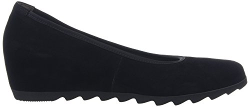 Gabor Shoes Basic, Ballerine Donna Nero (schwarz 17)