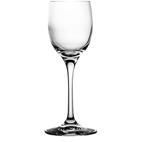 Crystal Julia 3513 licor vidrio cristal al plomo 6 pcs, 50 ml