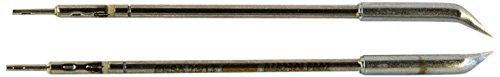 Preisvergleich Produktbild Ersa Entlötspitzenpaar für Lötstationen i-Con Vario 2 und 4 mit Entlötpinzette Chip Tool Vario bleistiftspitz 0,2 mm, 0462SDLF002