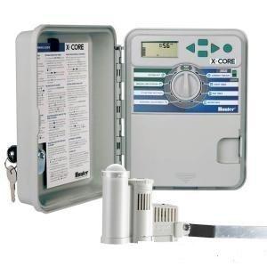 Hunter Industries X-Core 8 Solar Sync Combo sprinkler Controller Timer by Hunter Industries (Hunter-sprinkler-tool)