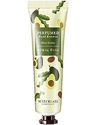 Riotis Crème pour les mains à base de plantes Essence adoucissante hydratation hydratante, 30 g Crèmes pour les mains et les ongles