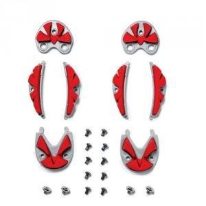 Sidi Shoe Replacement SRS Drako Carbon Soles: Size 45-50 by Sidi