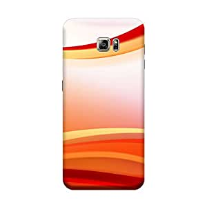 CaseLite Premium Printed Mobile Back Case Cover With Full protection For Samsung S6 Edge Plus (Designer Case)