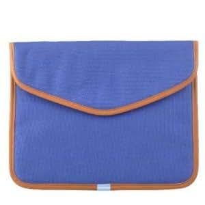 Neewer 5x Dark Blue Canvas Bag Sleeve Case for iPad / iPad 2