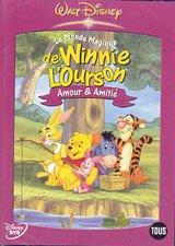 Le Monde magique de Winnie l'Ourson - Vol.6 : Amour et amitié [Import belge]