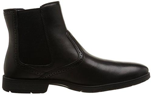 Rockport TMPS Herren Chelsea Boots Schwarz (Black)