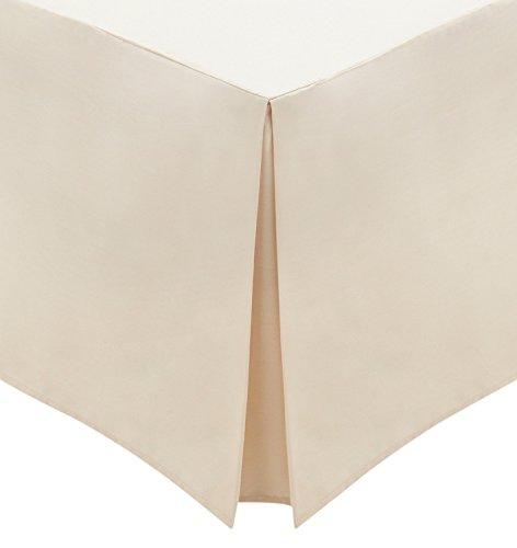 Helena Springfield Teinture Tour de lit uni Percale, lin, simple