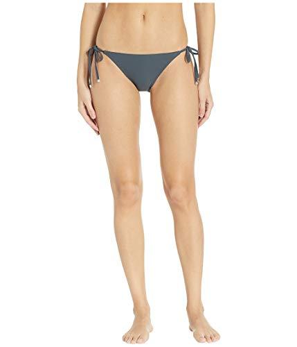 Michael Michael Kors Women's Radiant Chain Solids Triangle Bikini Bottoms