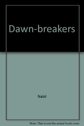 Dawn-breakers por Nabil