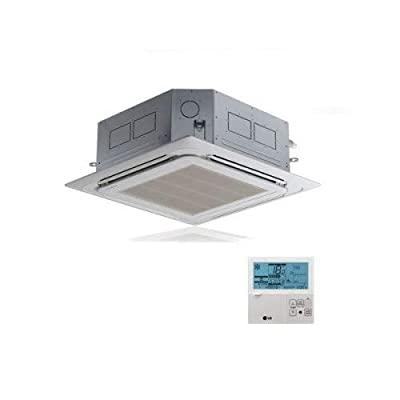 Air Conditioner LG Ceiling Cassette 4-Wege Box Multi Split Interior Part 3,5 KW