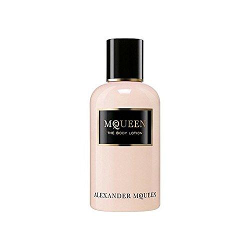 Alexander Mcqueen Amq Mcqueen Eau De Parfum Body Lotion 250 Ml (Packung mit 6) (Stiefel Alexander Mcqueen)