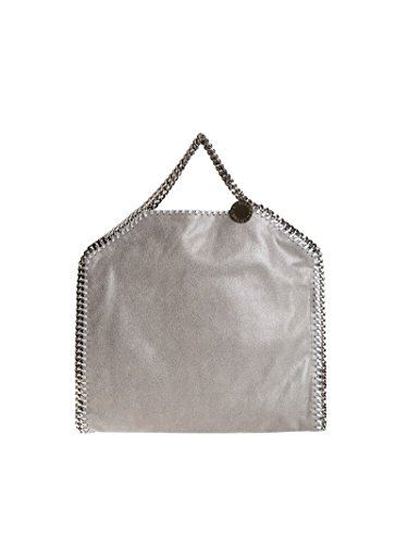 Stella-Mccartney-Womens-234387W91321220-Grey-Polyester-Handbag