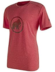 Mammut Trovat T-Shirt Men , color:lava melange;size:S