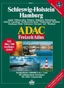 Schleswig-Holstein/Hamburg: 1:100.000, Angeln, Dithmarschen, Fehmarn, Helgoland, Holsteinische Schweiz, Lauenburg, Nordfriesische Insel. Heide, Schwansen, Stormarn, Sylt, Wendland