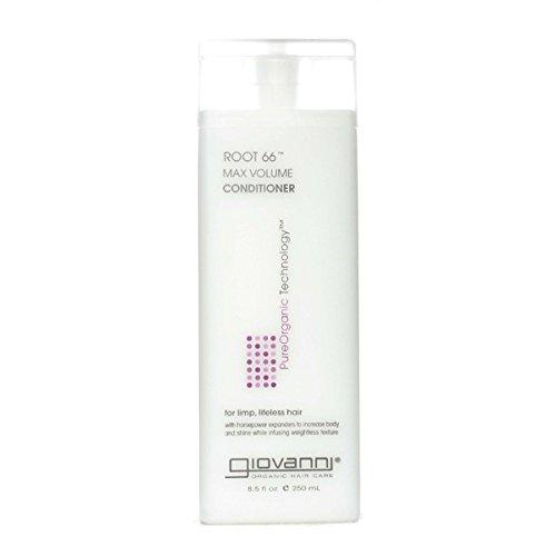 Giovanni Cosmetics Conditioner - Root 66 Maximum Volume -