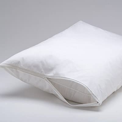 Pillow Protectors. Waterproof, Non Allergenic, Dustproof, Wipe Clean. New Fresh.