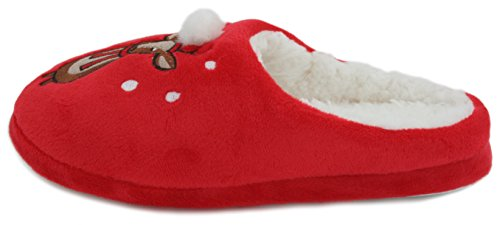 SlumberzzZ , Chaussons pour homme red