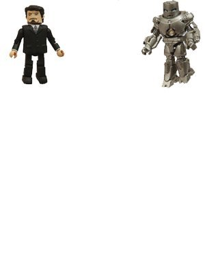 Iron Monger - Marvel Minimates 21 Iron Man Movie Tony
