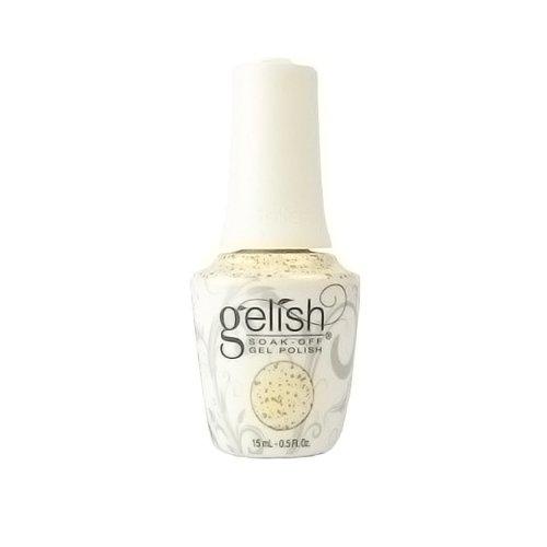 Der Chill Gel Nagellack Collection–Ice Gold Kalt 15ml (Nussknacker-kit)