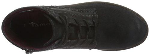 Tamaris 25235, Stivaletti Donna Nero (BLACK NUBUC 008)