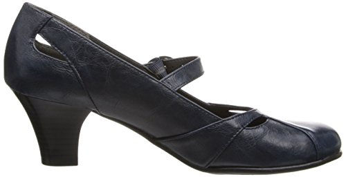 A2 By Aerosoles Marimba Synthétique Mary Janes Navy