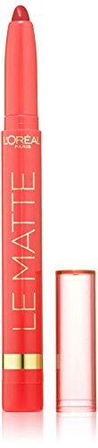 L\'Oreal Paris Color Riche Le Matte Lipstick, Mad for Matte, 0.9g