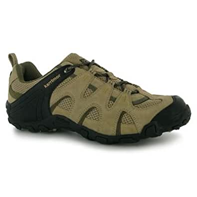 Karrimor Summit Walking Shoe Mens Beige 11 UK UK
