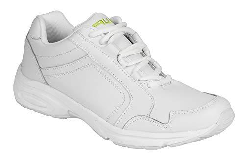 AWC SRC Sneaker Arbeitsschuh/Berufsschuh - Weiß (Weiß) Gr. 43