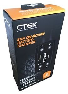 CTEK 40-186 D250SA 20A DC Cargador de Batería