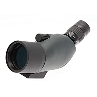 Visionary V-50A Spotting Scope - 12-36x Magnification - 50mm Objective Lens - Compact Short-Bodied - BAK4 prisms - Rubber Armoured Body - Fully Waterproof - Fully Coated Lenses For A Bright And Natural Colour Image - Comes Complete With Case, End Caps And Table Tripod.