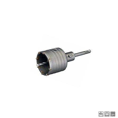 SDS Plus Bohrkrone 65mm 8 Hartmetall Zähne Dosenbohrer Lochbohrer PRITEX