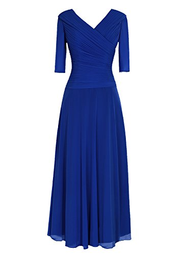 dresstells-a-line-chiffon-v-neck-prom-dress-with-ruffles-wedding-dress-bridesmaid-dress