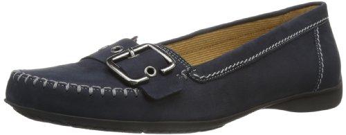 Gabor Shoes Gabor Comfort 82.522.46 Damen Mokassins, Blau (nightblue), EU 38.5 (UK 5.5) (US 8)