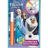 Frozen 2in1 Activities Chilly Fun (Pen C...