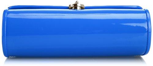 Griffith Park ZLC002, Pochette Donna, Taglia Unica Blu  (Blue)