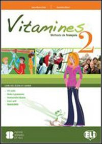 Vitamines version «multi». Per la Scuola media. Con CD Audio. Con CD-ROM: 2