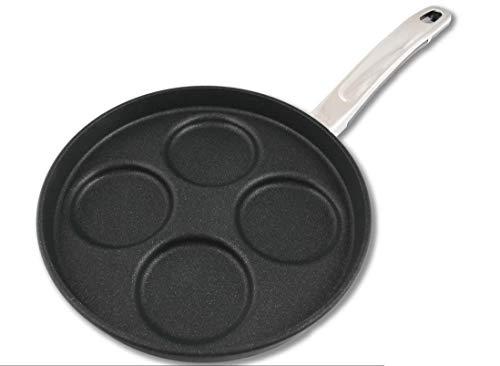 BAF Pancakepfanne Pancake Maker | Form Pfanne 26 cm für alle Herdarten geeignet | Made in Germany