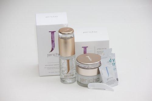 Jericho Dead Sea Set (Mineral Eye Gel & Mineral Serum)