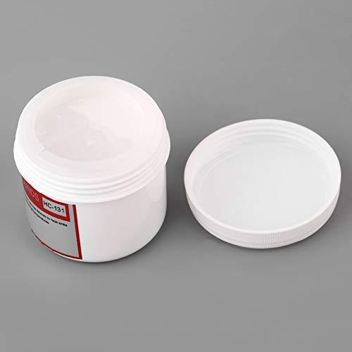 Lesiey Hochleistungs 100 g weiße Wärmeleitpaste für Grafikkarten, Kühlfett, Silikonpaste für CPU-Kühler - Weiß