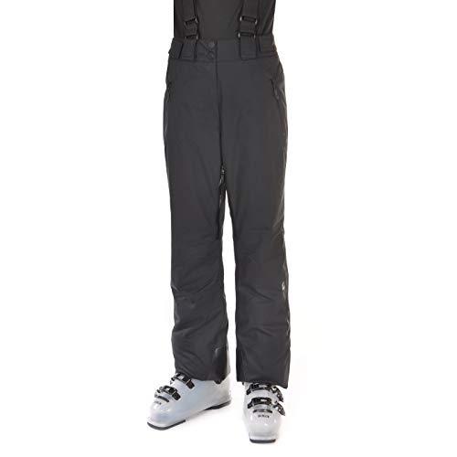 Völkl Damen Funktions Ski Hose Team L Pants Full-Zip Black 70022110 (M) Team Full Zip Pant