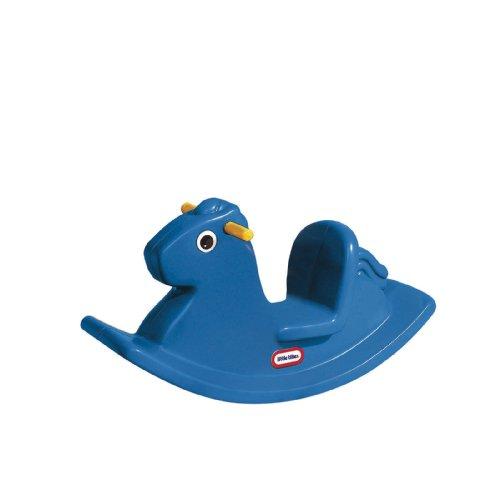 Little Tikes 427900072 - Schaukelpferd, blau
