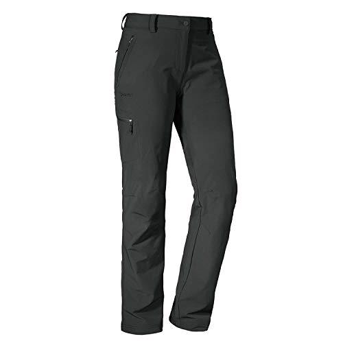 Schöffel Pants Ascona Damen Hose, leichte und komfortable Wanderhose für Frauen, vielseitige Outdoor Hose mit optimaler Passform und praktischen Taschen